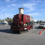 Carpark work