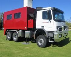 22 Tonne Truck Rig (Merc)