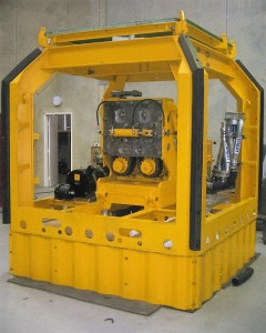 Subsea CPT Rig
